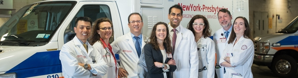 Weill Cornell Medicine Emergency Medicine