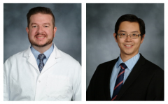 Dr. Alfonzo and Dr. Yuen